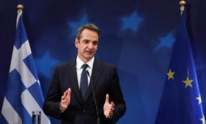 Σύνοδος Κορυφής: Μήνυμα αυτοπεποίθησης Μητσοτάκη στον ελληνικό λαό