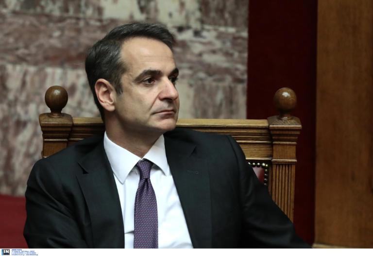 Θάνος Μικρούτσικος: Το tweet του Κυριάκου Μητσοτάκη
