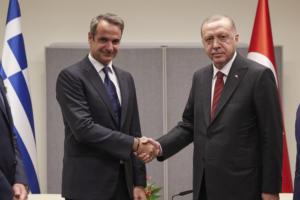 Μητσοτάκης – Ερντογάν: Τα λένε την Τετάρτη στο Λονδίνο! Το παρασκήνιο της συνάντησης