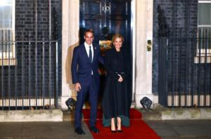 Κυριάκος Μητσοτάκης: Ένα βράδυ στο Λονδίνο με… Μαρέβα και Βασίλισσα