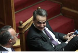 Βουλή: Μητσοτάκης… τσεκάρει Μητσοτάκη στο Instagram! pic