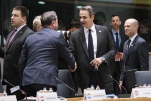 Σύνοδος Κορυφής: Δήλωση μήνυμα Μητσοτάκη στην Τουρκία