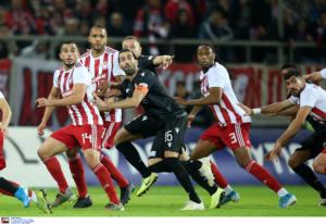 """Ολυμπιακός – ΠΑΟΚ 1-1 ΤΕΛΙΚΟ: """"Μοιρασιά"""" στο ντέρμπι!"""