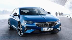 Ανανέωση και νέες τεχνολογίες για το Opel Insignia