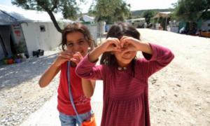 ΕΟΔΥ: Μαζικός εμβολιασμός παιδιών στη Μόρια της Λέσβου