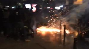 """Παρίσι: """"Κόλαση"""" με μολότοφ και δακρυγόνα! Νέα άγρια επεισόδια"""