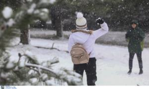 Καιρός: Πιθανό να δούμε χιόνια στην Πάρνηθα και την Παρασκευή 27/12!