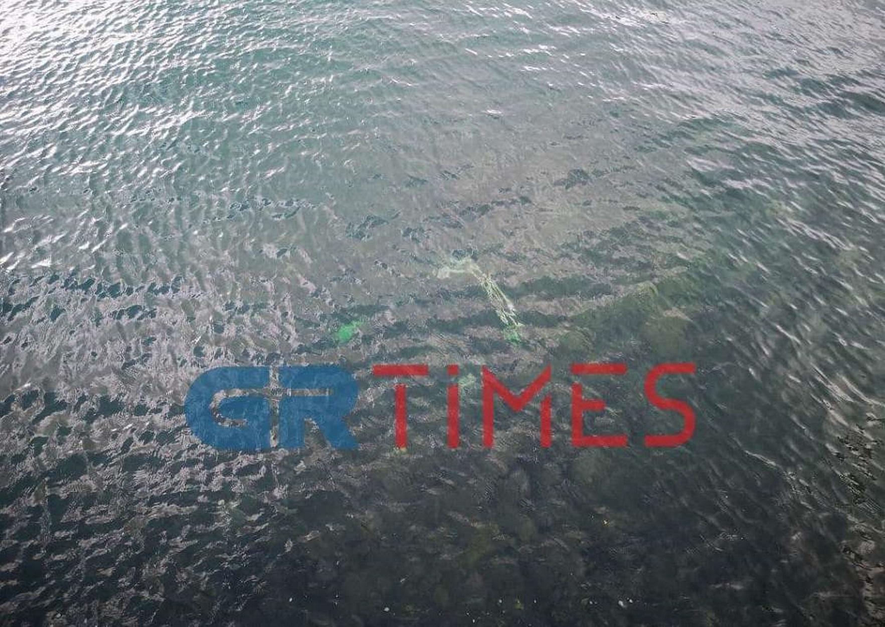 Τα ηλεκτρικά πατίνια έγιναν… υποβρύχια στη Θεσσαλονίκη