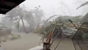 Φιλιππίνες: Αυξάνονται οι νεκροί από τον τυφώνα Καμούρι