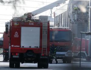 Φωτιά σε διαμέρισμα στο Μοσχάτο