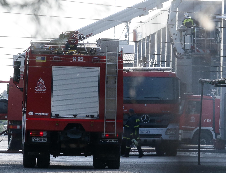 Θεσσαλονίκη: Φωτιά σε διαμέρισμα 3ου ορόφου στη Νεάπολη