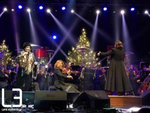 """Θεσσαλονίκη: """"Άρωμα"""" Χριστουγέννων, μετά μουσικής και φωταγώγησης του δέντρου! video"""