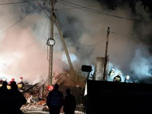 Πολωνία: Τέσσερις νεκροί από κατάρρευση σπιτιού [Pics]