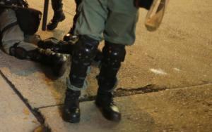 """Ισπανία: Ληστές """"έπεσαν"""" πάνω σε αστυνομικό… Μπολτ!"""