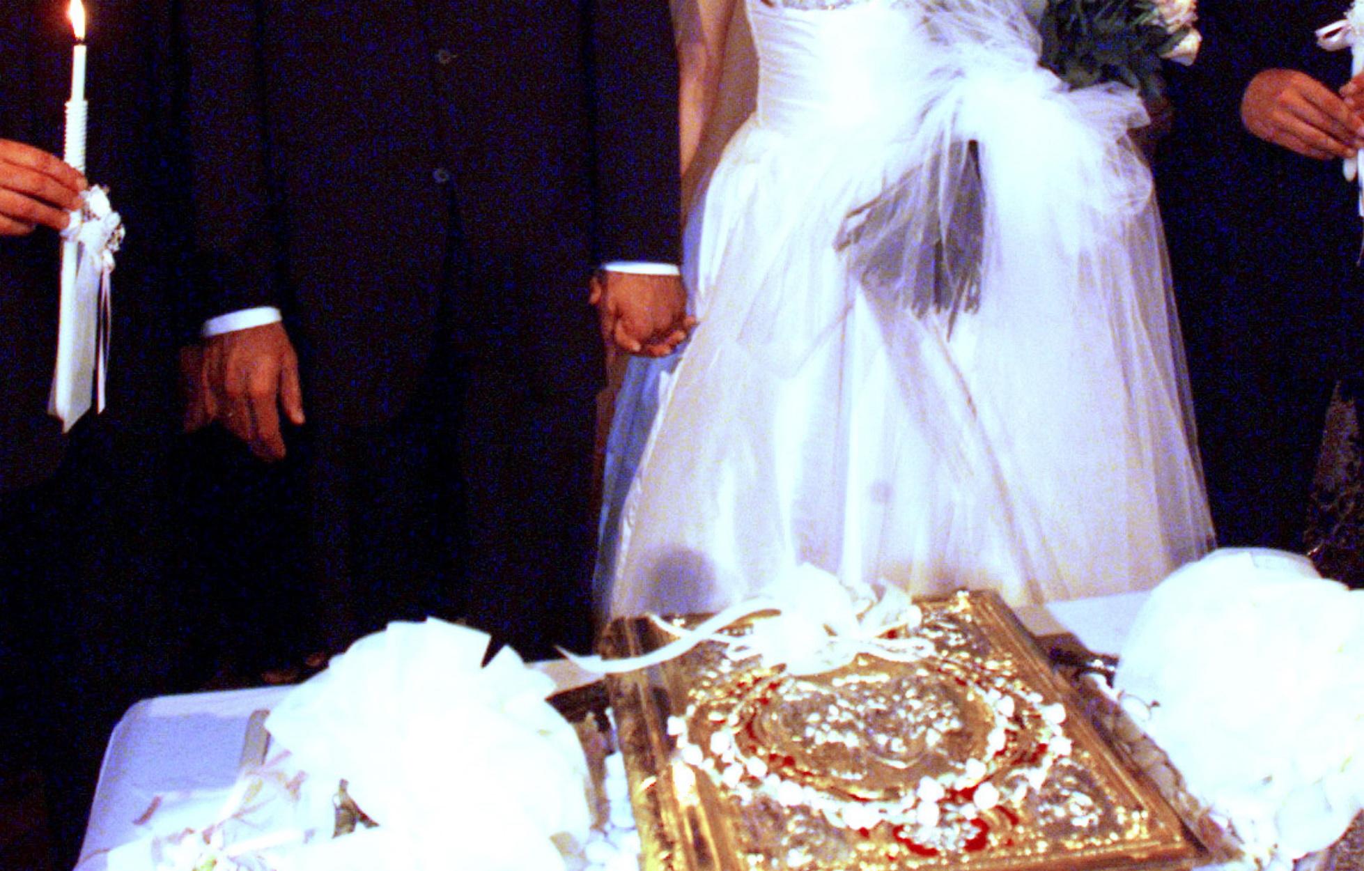 Μία σταγόνα ιστορία: Η καθιέρωση του πολιτικού γάμου