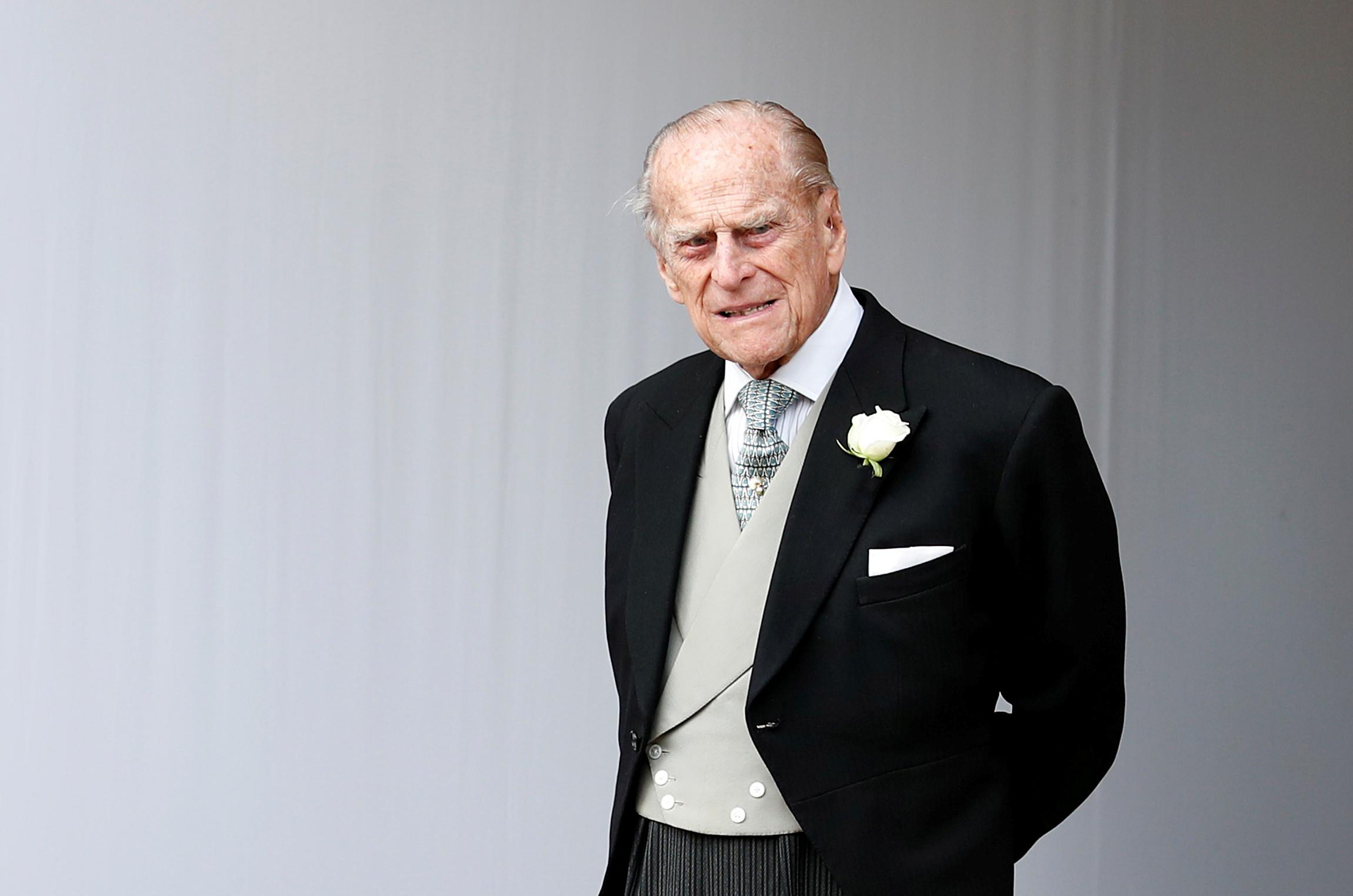 Βρετανία: Ο πρίγκιπας Φίλιππος θα μείνει και το Σαββατοκύριακο στο νοσοκομείο