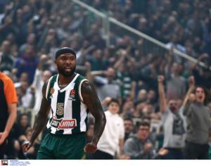 Παναθηναϊκός – Ολυμπιακός: Buzzer beater του Ράις πάνω στον Σπανούλη! (videos)