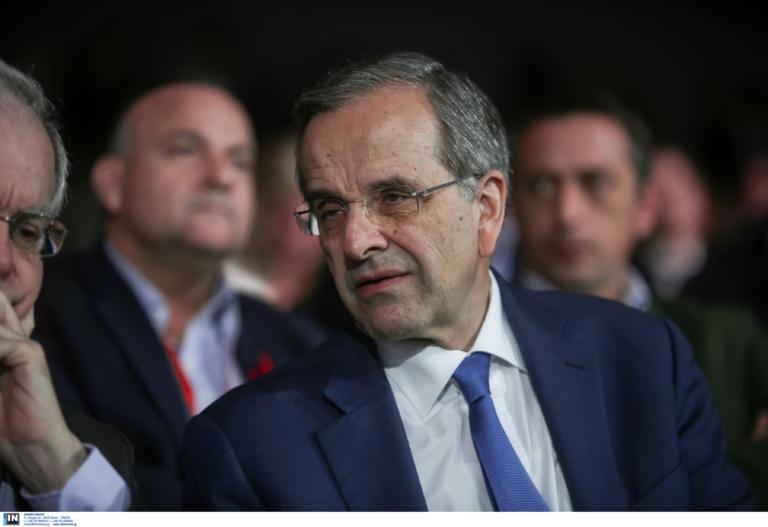 Σαμαράς: Οι διερευνητικές επαφές ακυρώνουν κάθε συζήτηση για μέτρα κατά της Τουρκίας