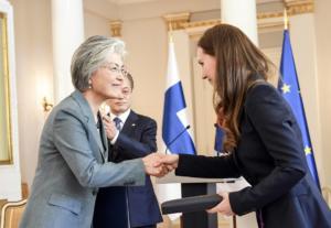 Φινλανδία: Η 34χρονη Σάνα Μαρίν η νεότερη πρωθυπουργός της χώρας
