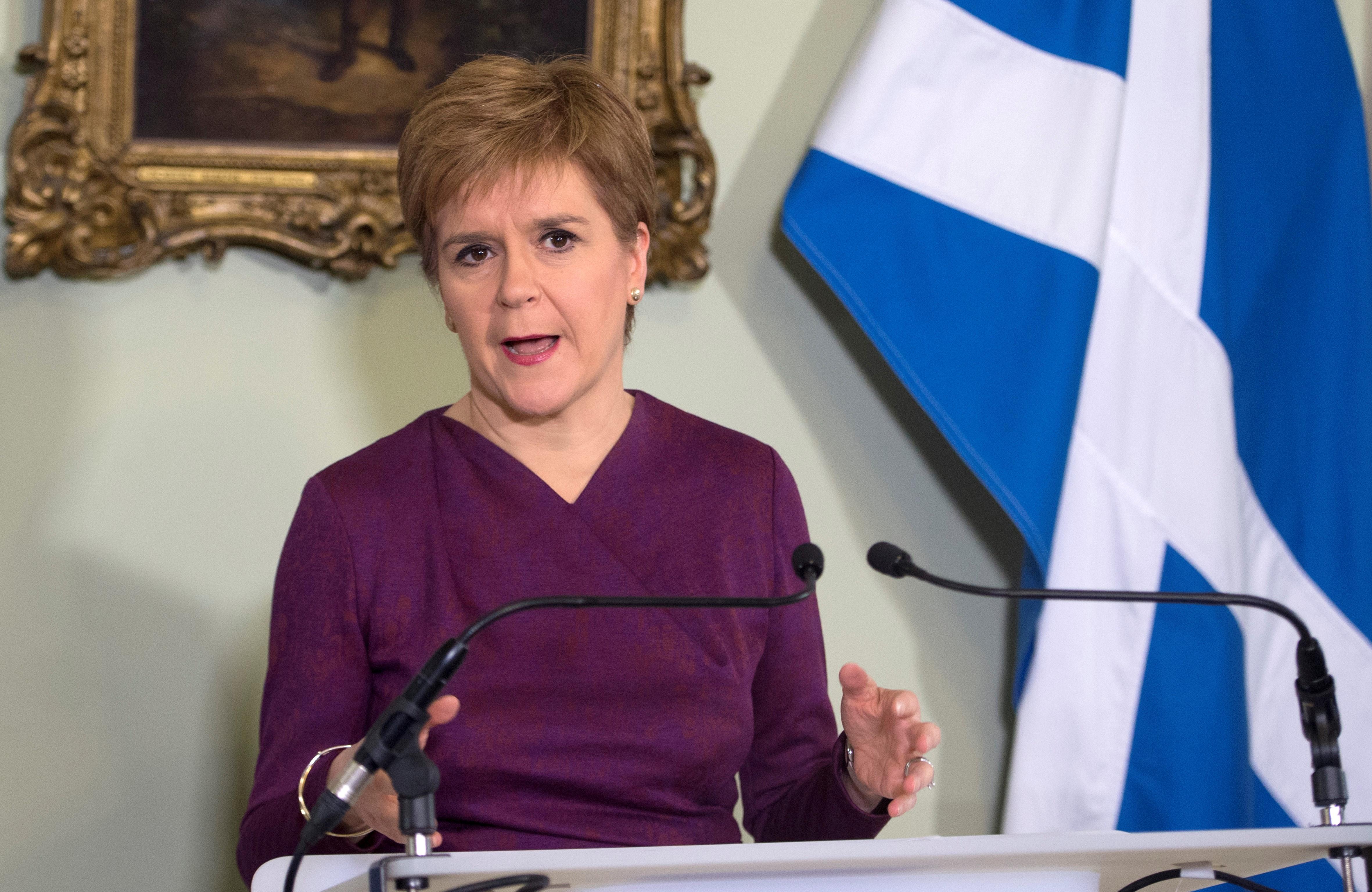 Ο Τζόνσον απέρριψε το αίτημα της Σκωτίας για δημοψήφισμα