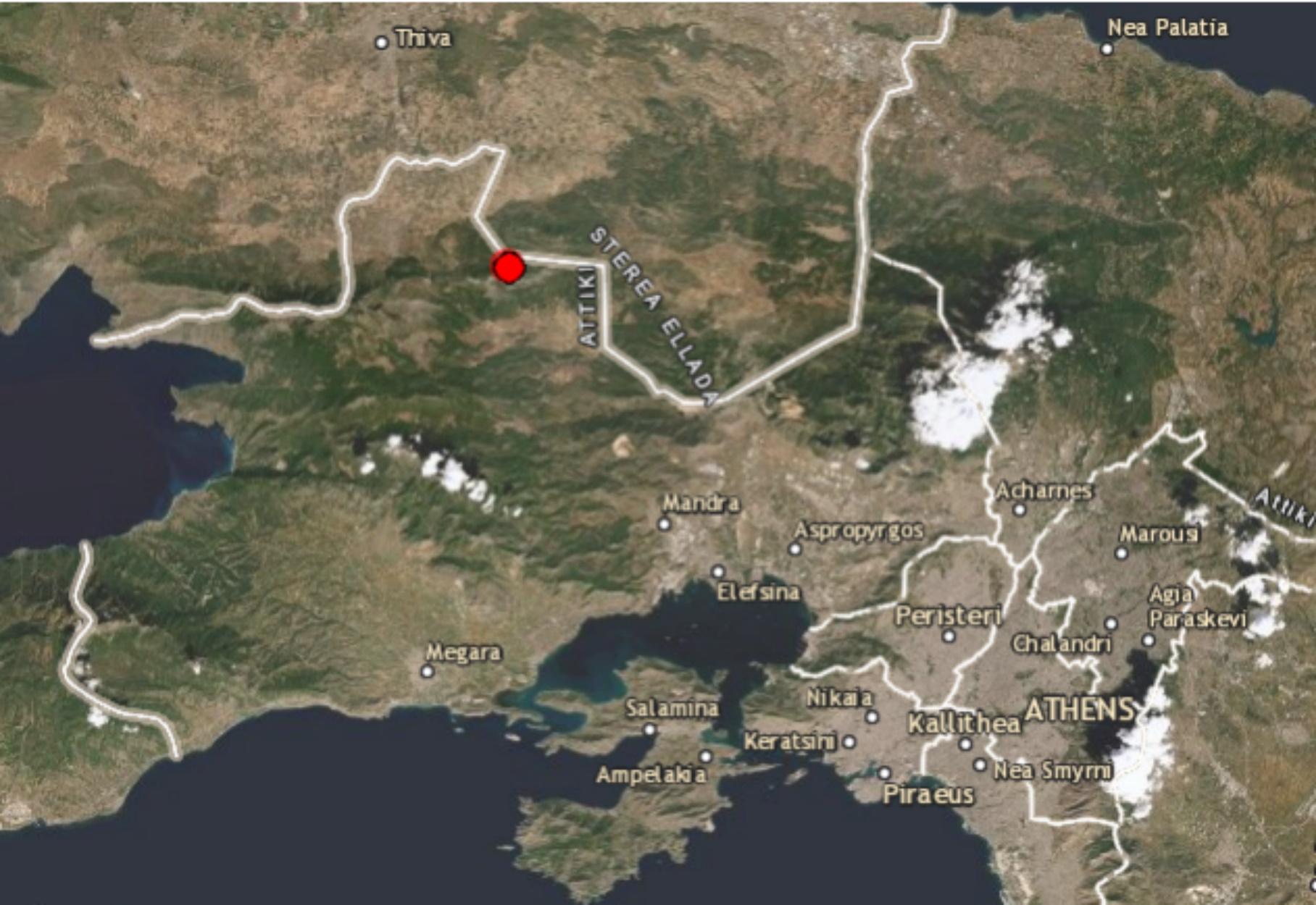 Σεισμός ταρακούνησε και την Αθήνα – Τι καταγράφουν τώρα οι σεισμογράφοι