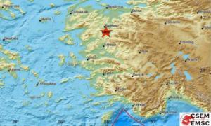 """Σεισμός… και πάλι στην Τουρκία! Δεύτερο """"χτύπημα"""" σε δέκα λεπτά!"""