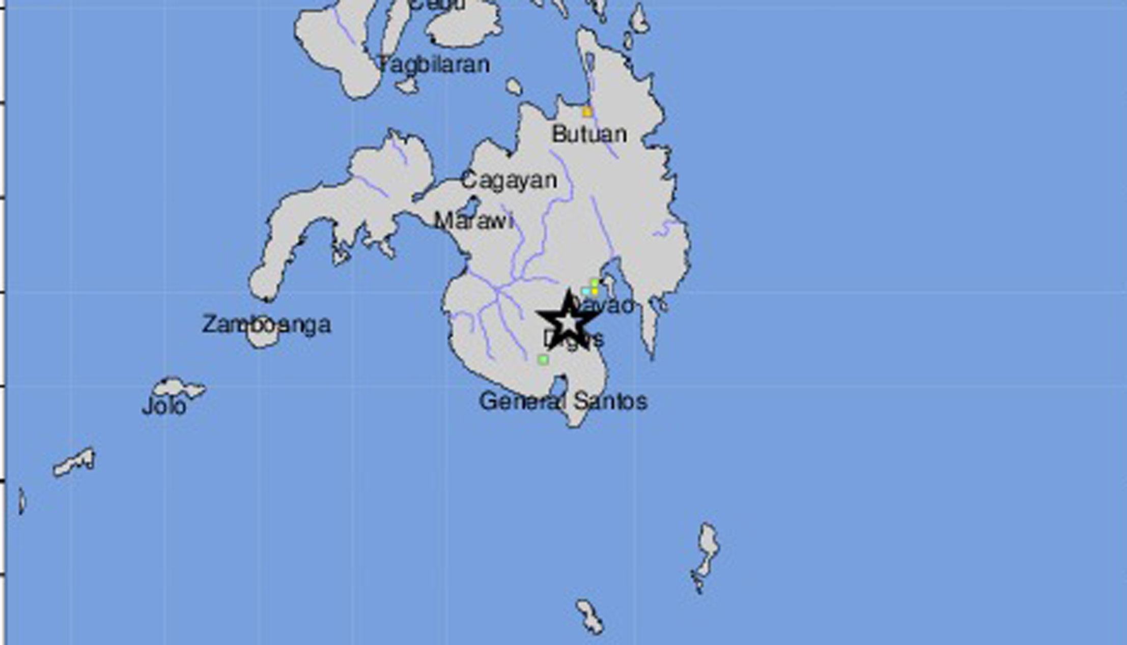 6,9 Ρίχτερ ταρακούνησαν τις Φιλιππίνες! Δεν υπάρχει απειλή για τσουνάμι
