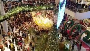Σίδνεϊ: Ποδοπατήθηκαν για μπαλόνια με δωροεπιταγές! Πέντε άνθρωποι στο νοσοκομείο! [video]