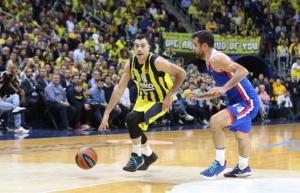 """Euroleague: """"Αφεντικό"""" στην Τουρκία η Εφές! """"Βούλιαξε"""" κι άλλο τη Φενέρμπαχτσε (videos)"""