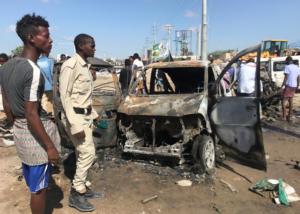 Σομαλία: Δεκάδες νεκροί από έκρηξη σε αυτοκίνητο στη Μογκαντίσου