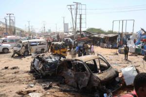 Σομαλία: Τους 61 έφτασαν οι νεκροί από έκρηξη βόμβας! Φόβοι για αύξηση των θυμάτων