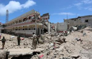 Χάος στη Σομαλία! Μάχες σώμα με σώμα έξω από την προεδρική κατοικία