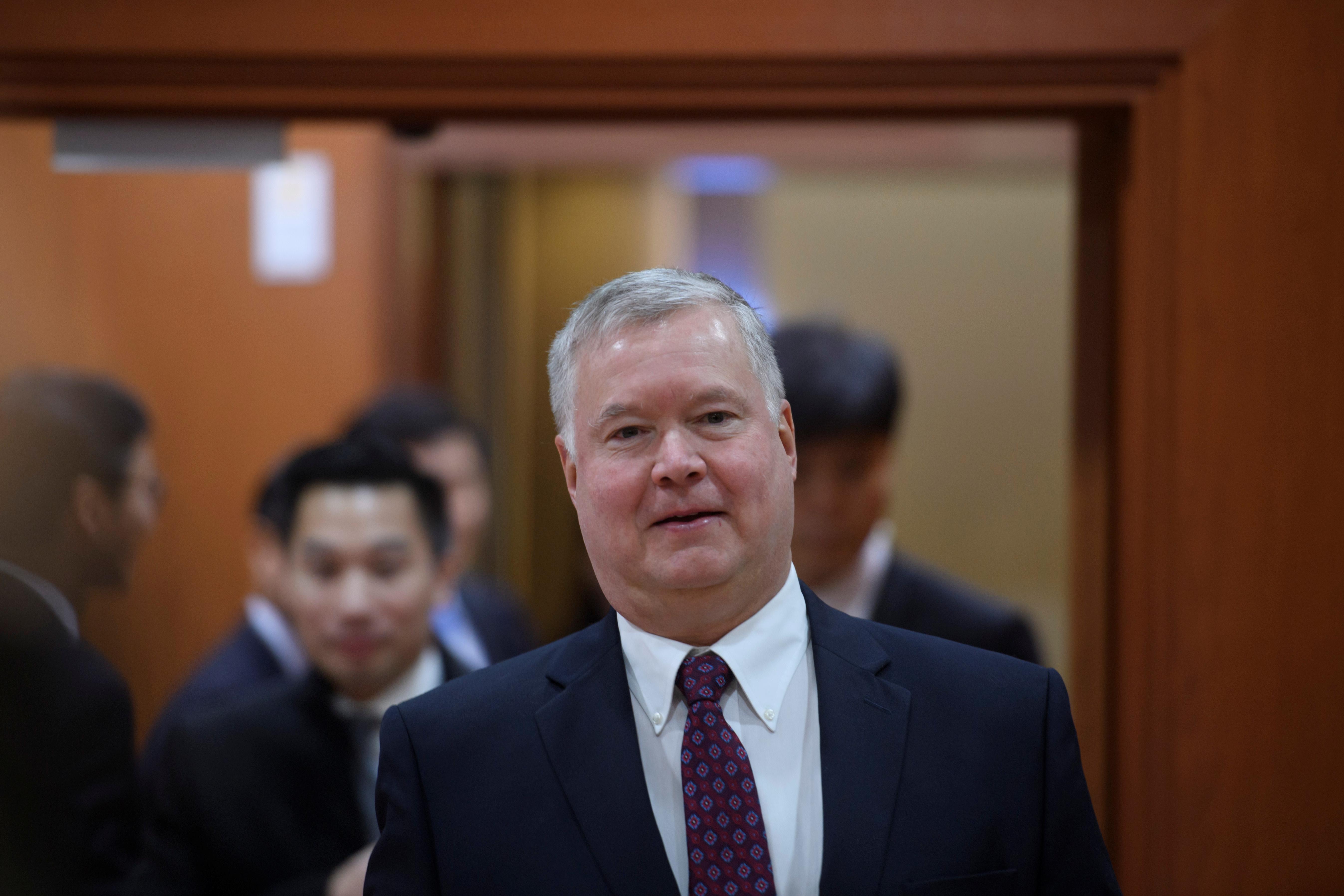 ΗΠΑ: Ο ειδικός απεσταλμένος για τη Βόρεια Κορέα έγινε επισήμως ο δεύτερος τη τάξει της αμερικανικής διπλωματίας