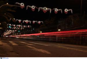 Προσοχή! Οι δρόμοι της Αθήνας που θα είναι κλειστοί την Πρωτοχρονιά