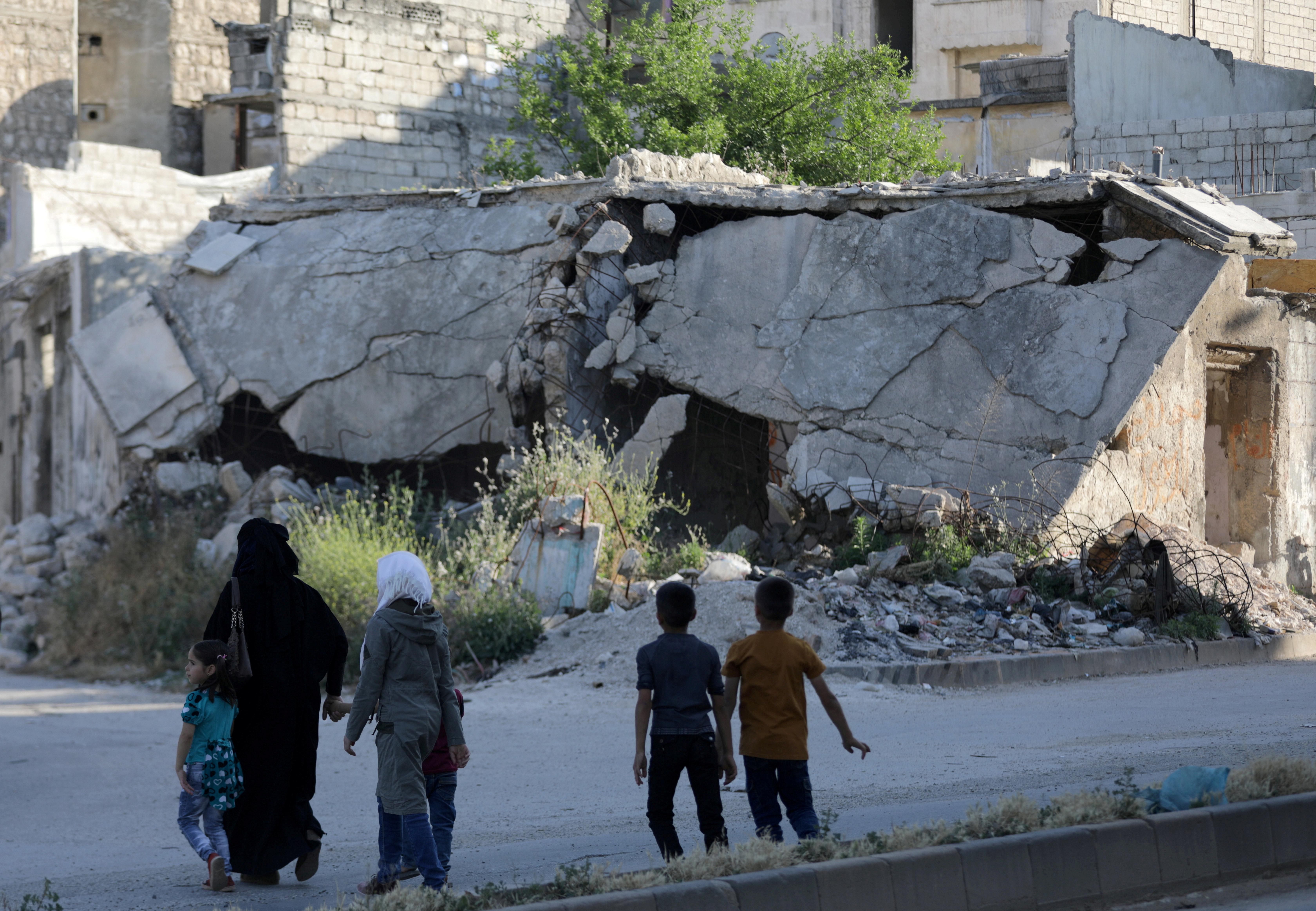 Συρία: Λιγότερο θανατηφόρα χρονιά το 2019 για τη χώρα