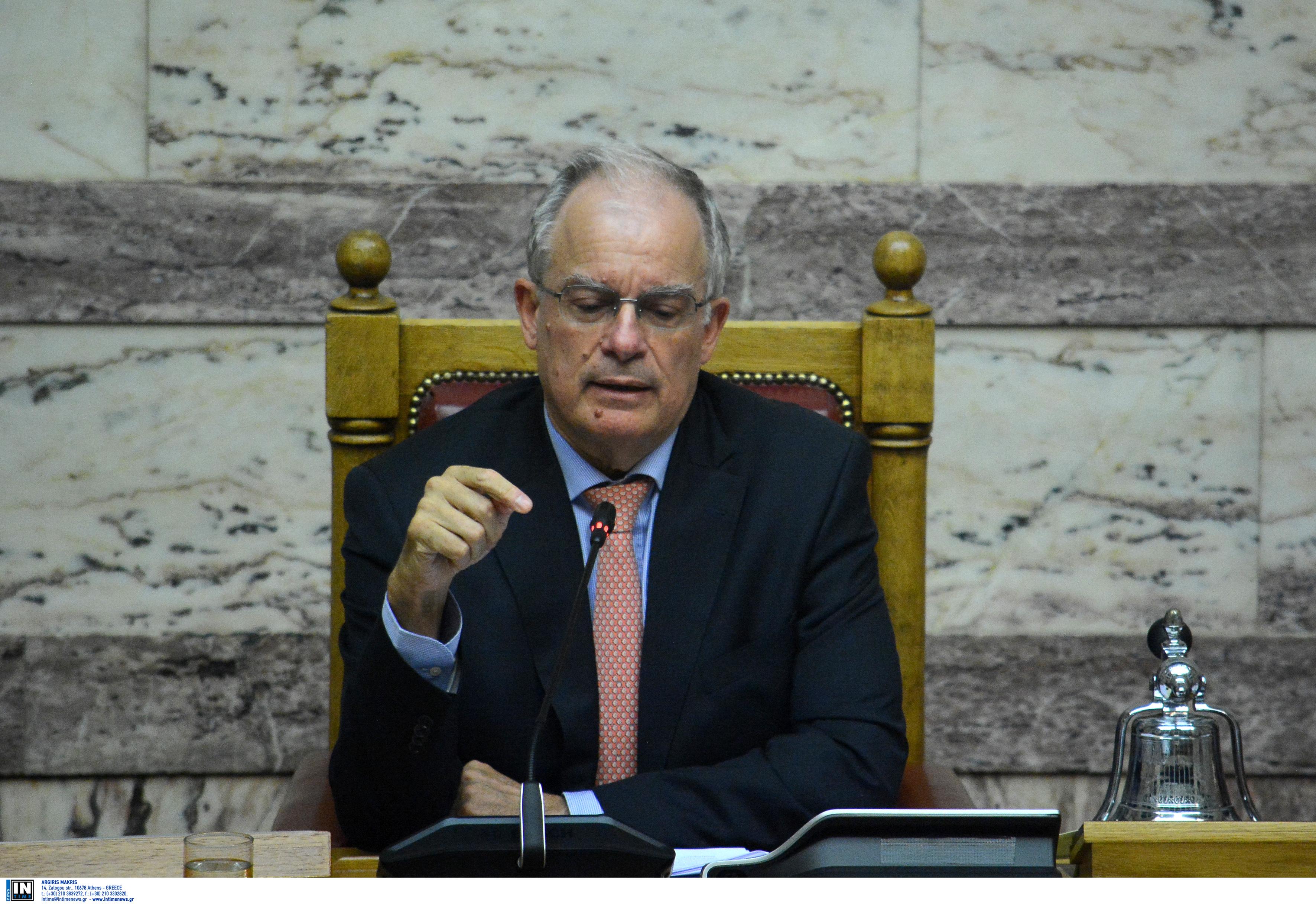 Η απάντηση Τασούλα στην πρόταση του ΜεΡΑ25 να συνεδριάζει η Βουλή μέσω τηλεδιάσκεψης