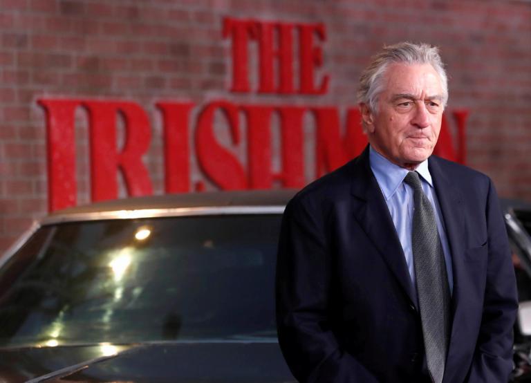 The Irishman: Είδαν την ταινία πάνω από 26,4 εκατ. συνδρομητές του Netflix