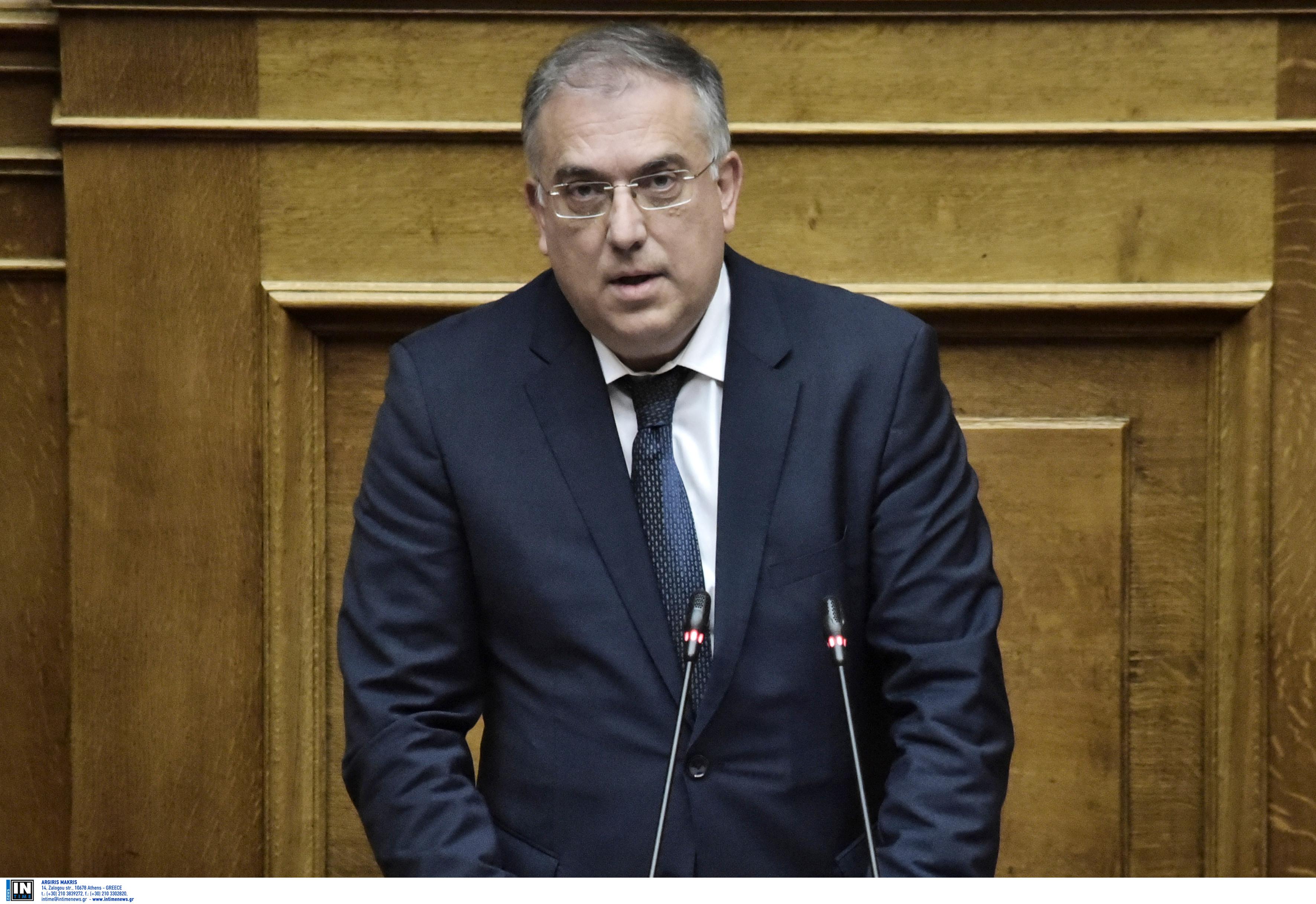 Θεοδωρικάκος: Δεν θα ακολουθήσουμε τον Ερντογάν στο παραλήρημά του