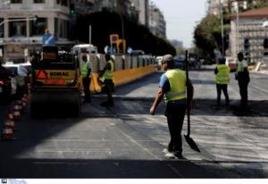 Θεσσαλονίκη: Παραδίδεται στην κυκλοφορία το νότιο τμήμα της οδού Ελευθερίου Βενιζέλου