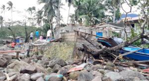 Φιλιππίνες: Τουλάχιστον 50 νεκροί από τον τυφώνα Φανφόν [Pics, video]