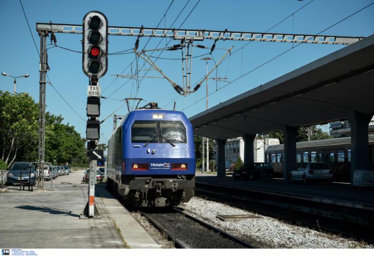 ΤΡΑΙΝΟΣΕ: Έκτακτη ανακοίνωση για τα δρομολόγια των τρένων