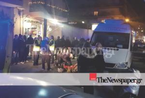 Βόλος: Σοβαρό τροχαίο ατύχημα 70χρονου με μηχανάκι