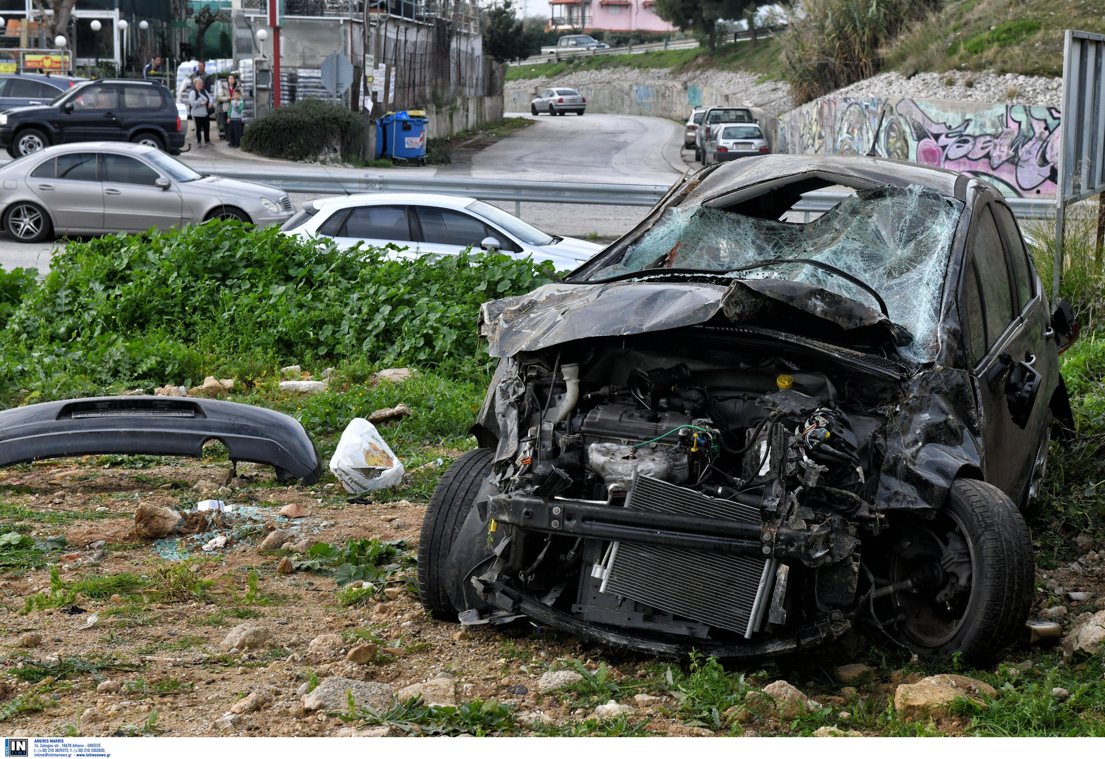 Κόρινθος: Εικόνα σοκ από το θανατηφόρο τροχαίο