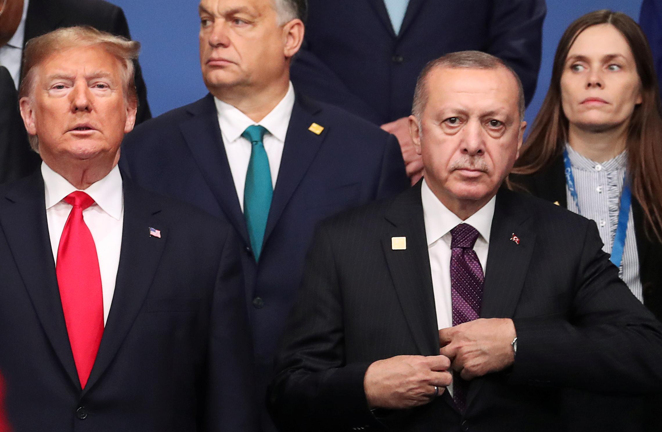 Τουρκία: Κυρώσεις για Συρία και S400 αποφάσισε η Γερουσία
