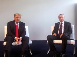 Τετ α τετ Ερντογάν με Τραμπ πριν τον… Μητσοτάκη