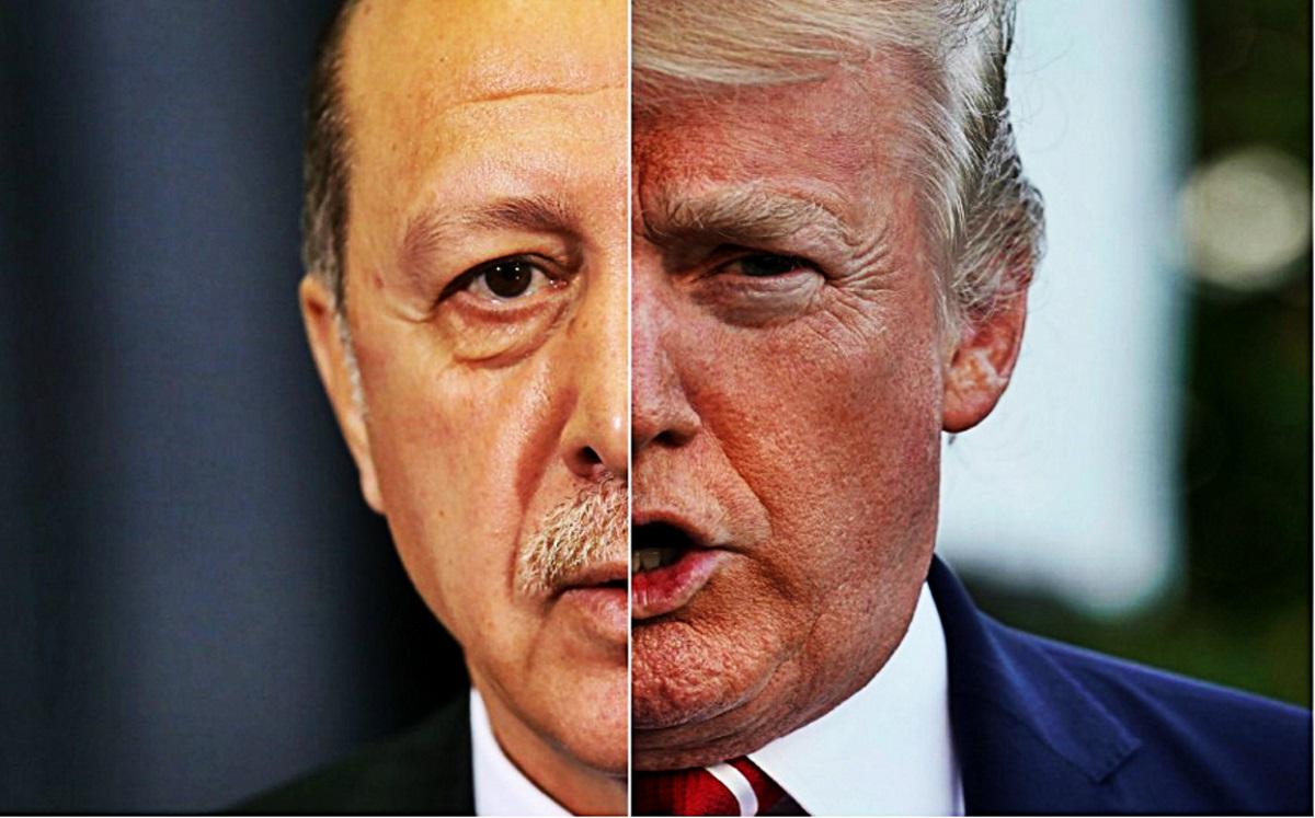 Τουρκία Τραμπ Ερντογάν