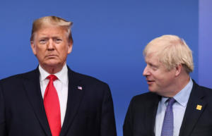 Εκλογές στη Βρετανία: Πανηγυρίζει και ο Τραμπ για το θρίαμβο του Τζόνσον!
