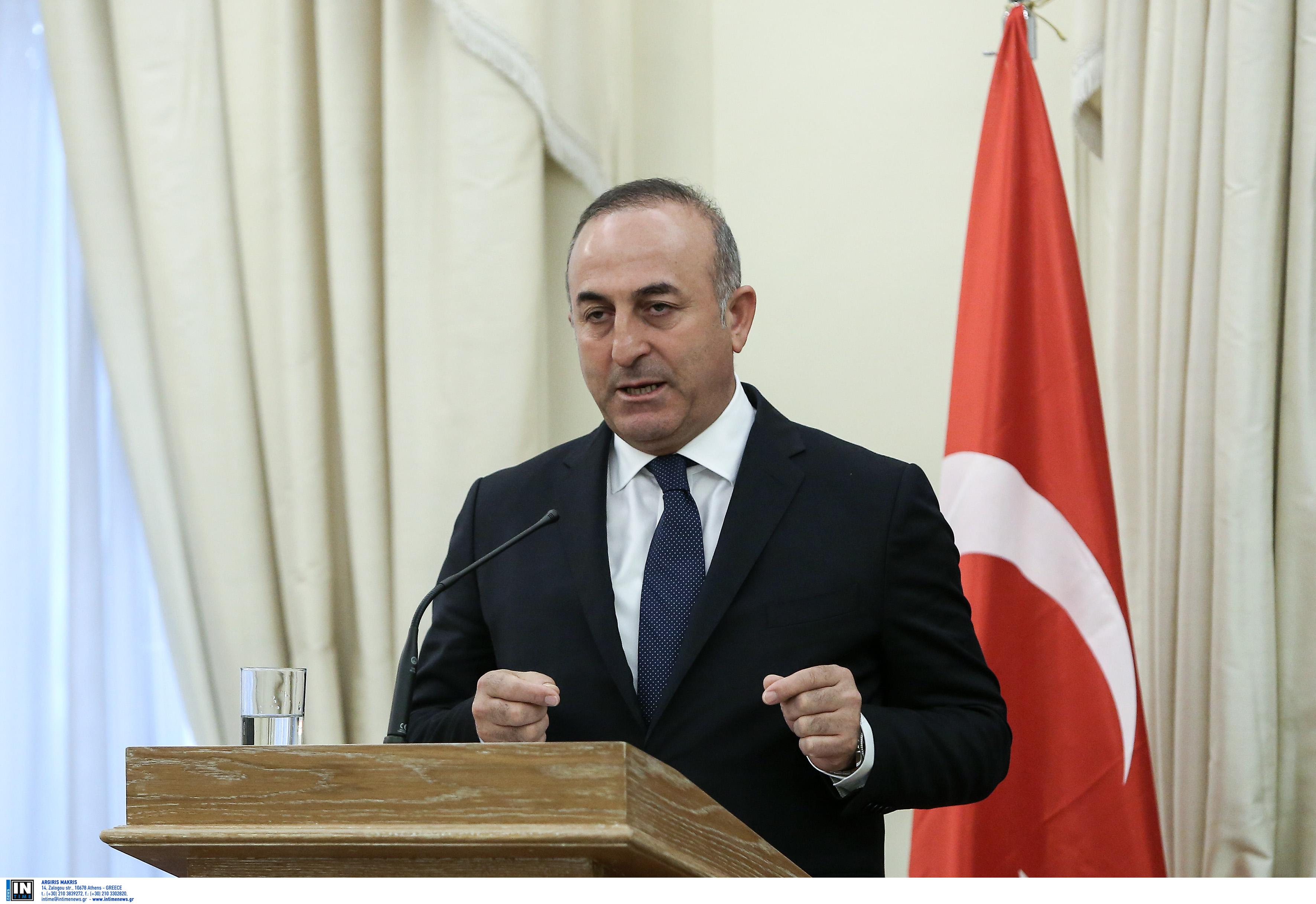"""Τραβά το """"σχοινί"""" η Τουρκία - """"Ίσως πάμε στην Χάγη για να μην έχει στρατό στα νησιά η Ελλάδα"""""""