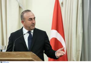 Τσαβούσογλου: Η Ελλάδα προσπαθεί να εκτροχιάσει την ειρήνη στη Λιβύη