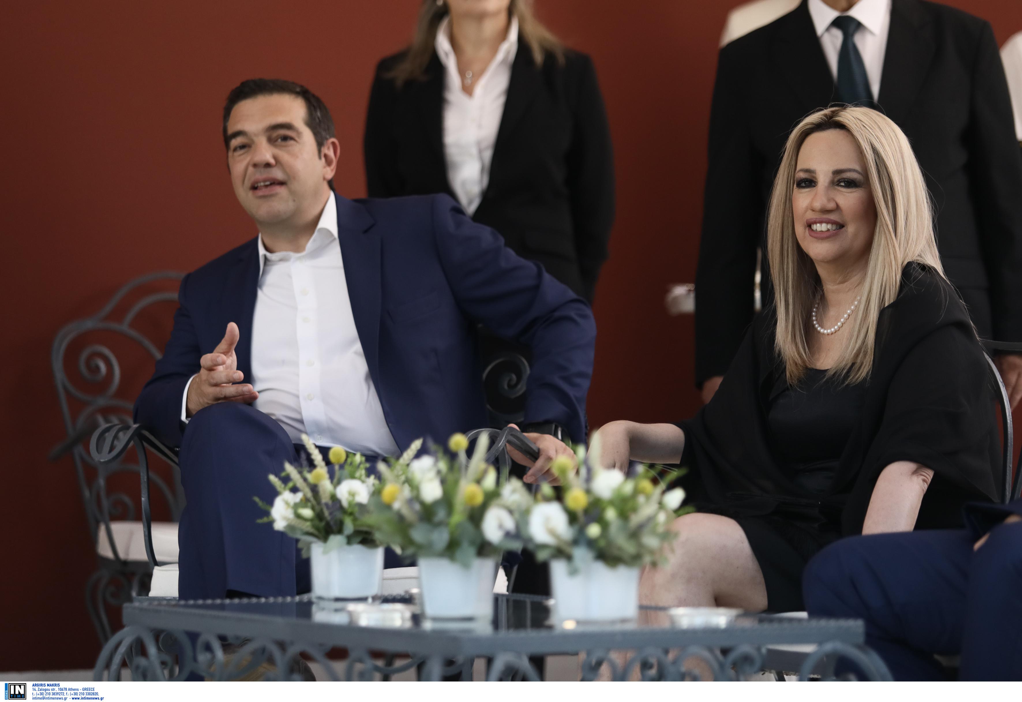 """Μύλος και… """"ξύλο"""" από ΣΥΡΙΖΑ και ΚΙΝΑΛ για την """"ιστορική Συμφωνία των Πρεσπών"""""""